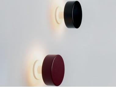LED metal wall lamp PEAK | Wall lamp