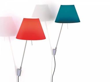 LED polycarbonate wall lamp COSTANZINA | Wall lamp