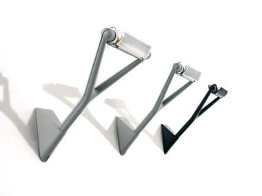 LED indirect light adjustable wall lamp LOLA | Wall lamp
