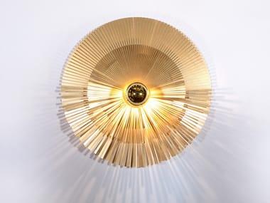 Brass wall lamp LAFAYETTE | Wall lamp