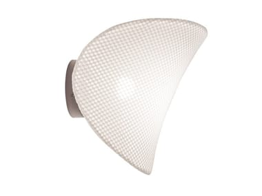 LED lycra wall light MANTA | Wall light