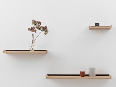 Estante en acero y madera NOTES | Estante