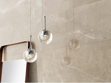Porcelain stoneware wall tiles with marble effect ELEGANCE | Wall tiles with marble effect