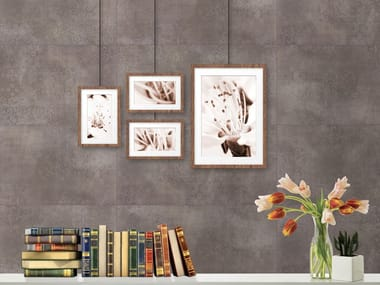 LVT wall tiles with stone effect EVOLUTION VERTICAL | Wall tiles with stone effect