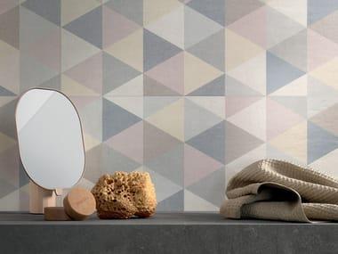 White-paste wall tiles WALLCRAFT DECORI