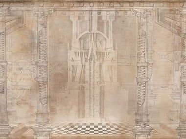 Papel de parede TOWER OF BABEL
