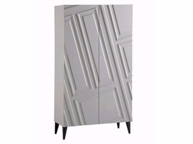 Lacquered MDF wardrobe ASTRAGALE | Wardrobe