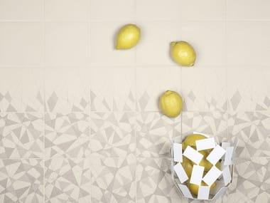 Porcelain stoneware wall/floor tiles WARP