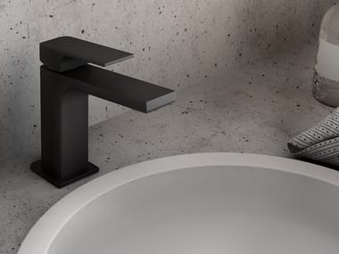 Countertop single handle washbasin mixer FIT | Washbasin mixer