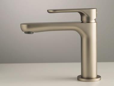 Miscelatore per lavabo da piano monocomando senza scarico LINFA II | Miscelatore per lavabo