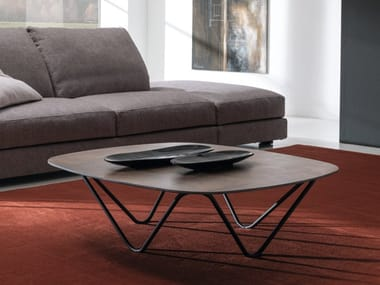 Round coffee table WAVE | Coffee table