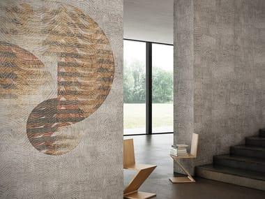 Geometric wallpaper WEAVE