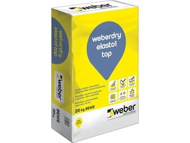 Guaina elasto-cementizia WEBERDRY ELASTO1 TOP