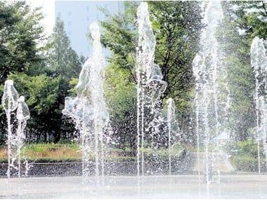 Metal Fountain FONTANE DANZANTI E MUSICALI