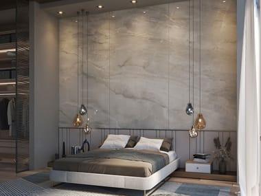 Painel decorativo de resina WHITE PARADISE
