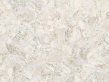 Pavimento/rivestimento in gres porcellanato effetto marmo WHITE QUARTZ