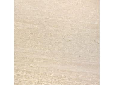 Pavimento/rivestimento in gres porcellanato effetto pietra WIDE GRES 240 VALMALENCO BIANCO