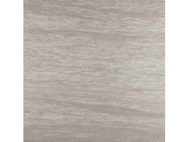 Pavimento/rivestimento in gres porcellanato effetto pietra WIDE GRES 240 VALMALENCO GRIGIO