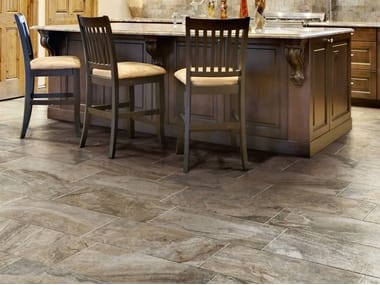 Porcelain stoneware wall/floor tiles with stone effect WILD LAND