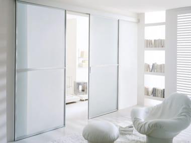 Porte scorrevoli in vetro satinato | Archiproducts