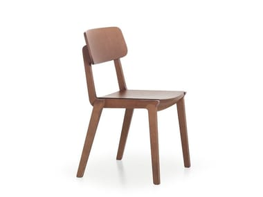 Wooden chair WING 11/L