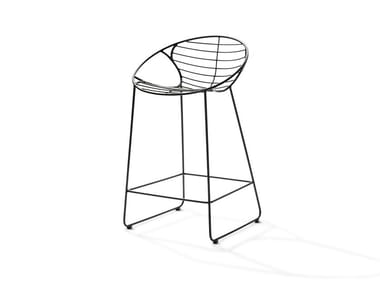 Stainless steel stool WIRE   Stool