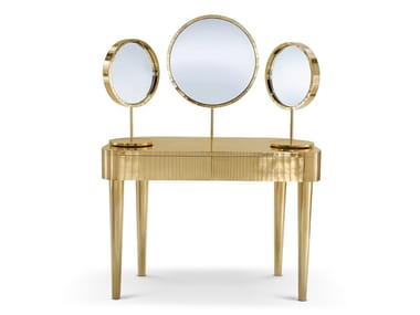 MDF dressing table WOMAN IN PARIS ORO