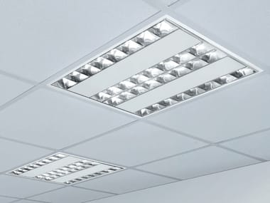 LED aluminium Lamp for false ceiling WON