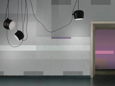 Papel de parede lavável panorâmico de vinil WONDERLOFT / ABSTRACT
