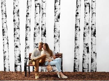 Porcelain stoneware wall tiles WONDERWALL - RITMI