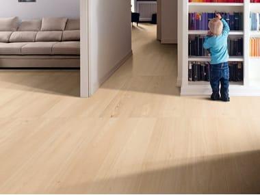 Pavimento in gres porcellanato effetto legno WOOD 1a4 A