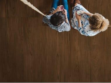 Pavimento in gres porcellanato effetto legno WOOD 1a4 T