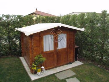 Casetta per giardini in legno Casetta per giardini in legno 2