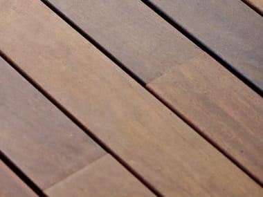 Wooden modular decking Outdoor floor tiles