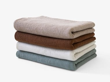 Solid-color merino wool blanket WOOLEN BLANKET  SC34