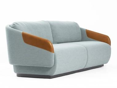 2 seater sofa WORN | Sofa