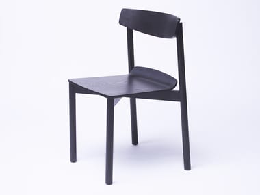 Wooden chair WOX 2