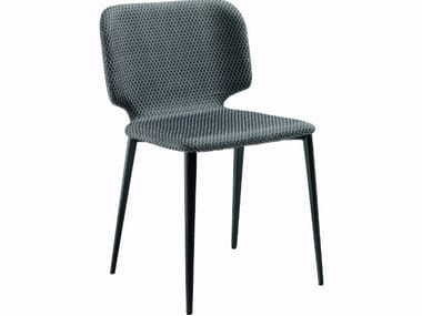 Upholstered chair WRAP S | Chair