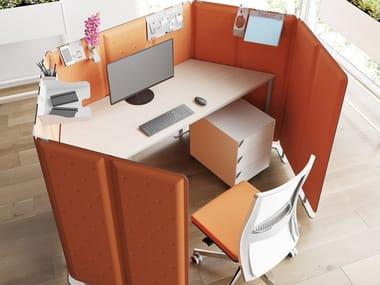 Office desk SUITE | Writing desk