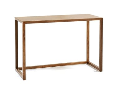 Rectangular wooden writing desk JHK TABLE | Writing desk