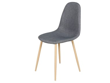 Upholstered fabric chair XS-2441-C | Chair