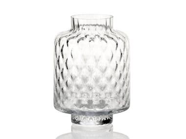 Glass vase XYZ 8438.1   Vase