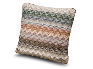 Cuscino in tessuto jacquard YATE | Cuscino