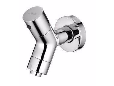 Mezclador de lavabo de pared de latón cromado con 1 orificio YES | Mezclador de lavabo de pared