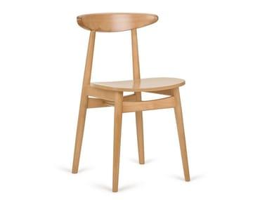 Beech chair YESTERDAY A 4100
