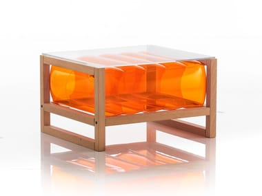Thermoplastic polyurethane coffee table YOKO EKO | Coffee table