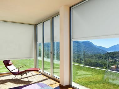 Box PVC roller blind Z115 ZIP PLUS