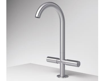 Countertop 1 hole stainless steel kitchen mixer tap Z316 | 1 hole kitchen mixer tap