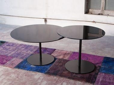 Tempered glass coffee table for living room ZAIKIN