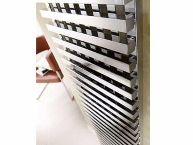 Modular wall-mounted decorative radiator ZANZIBAR | Wall-mounted decorative radiator